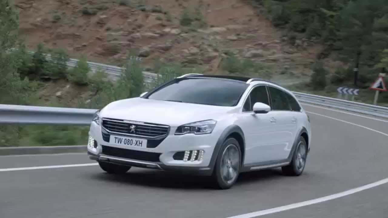 design ext rieur peugeot 508 rxh i restyl e vid o officielle 2014 youtube. Black Bedroom Furniture Sets. Home Design Ideas