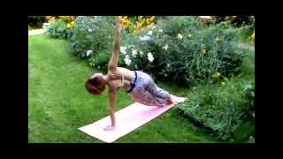 Упражнения против целлюлита: поза Планки(Поза Планки -- идеальный выбор, если вы решили заняться естественным лечением целлюлита в домашних условиях..., 2013-09-16T14:43:40.000Z)