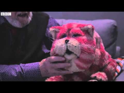 Designer Peter Firmin on the mistakes which made Bagpuss   BBC News