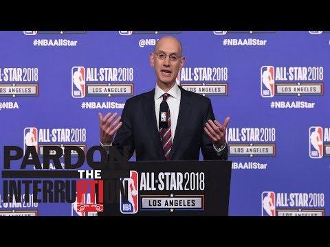 Kornheiser: NBA needs seeding committee if playoff format changes   Pardon the Interruption   ESPN