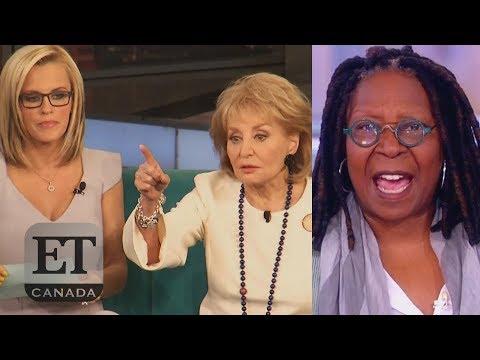 Jenny McCarthy Bashes Whoopi Goldberg and Barbara Walters