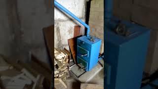 Отопление в гараж с максимальным КПД