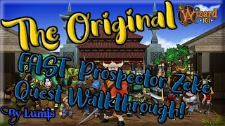 Wizard101: Blue Oyster Cult Complete Walkthrough