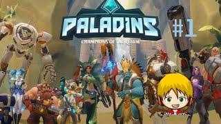 Paladins Video #1