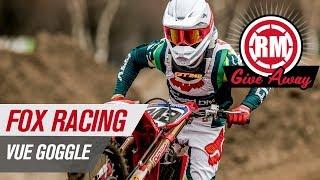 2019 May Giveaway | Fox Racing Vue Goggles