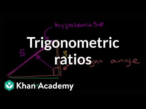Basic trigonometry | Basic trigonometry | Trigonometry | Khan Academy