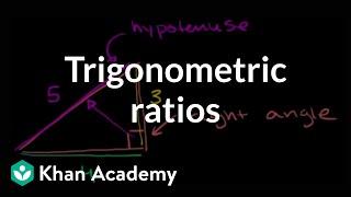 Basic trigonometry   Basic trigonometry   Trigonometry   Khan Academy