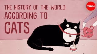 The history of the world according to cats - Eva-Maria Geigl