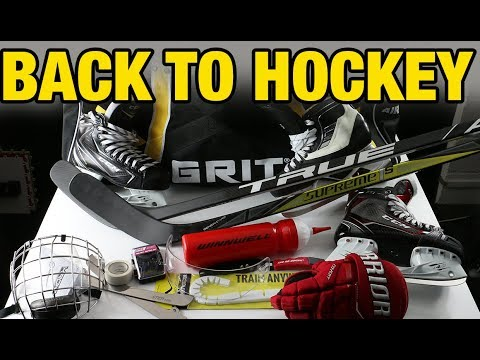 Back to hockey essentials for every hockey player
