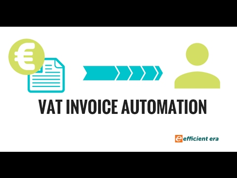 VAT Invoice Automation for Amazon Sellers  Instructional Tutorial