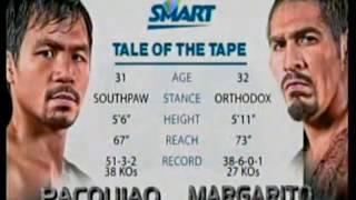Manny Pacquiao VS Antonio Margarito (Full Fight, Rd 1 to 12)
