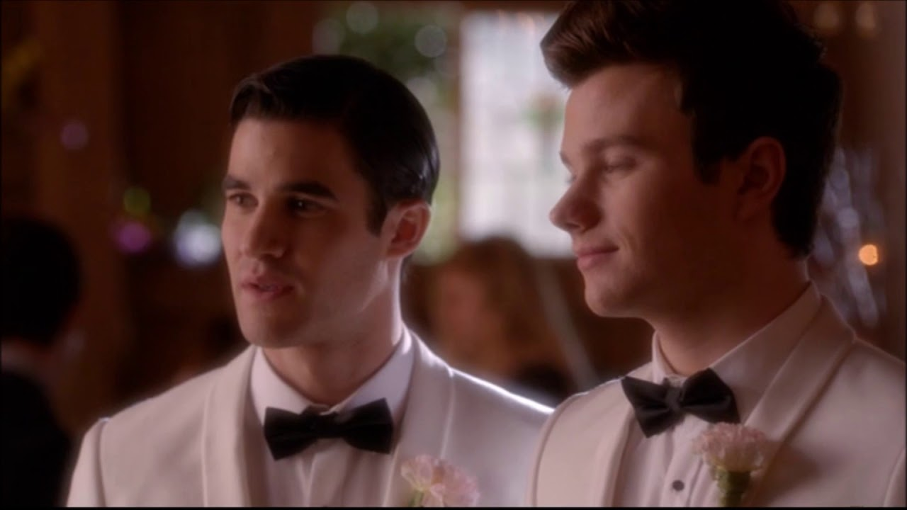 klaine wedding speech