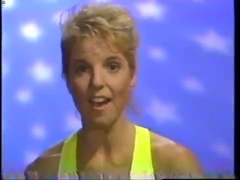 Madeleine Lewis - Calorie Burner Workout (1989)
