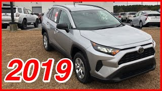 Tour & Overview | 2019 Toyota RAV4 LE AWD