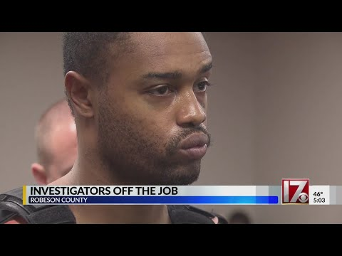 2 Robeson County Deputies Off The Job Following Investigation