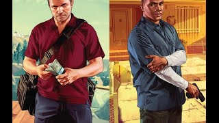PASEO VIRTUAL MANSION GTA ! Y PERSONAJES DE GTA V ! FRANKLIN Y MICHAEL GMOD REVIEW!