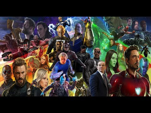 [हिन्दी] Avengers Infinity War Confirmed Cast Explained in Hindi   india marvel