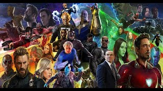 [हिन्दी] Avengers Infinity War Confirmed Cast Explained in Hindi | india marvel
