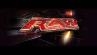Raw theme song 2008 2009