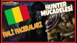 Gambar cover [Hearthstone] Mali maceraları ve Hunter mücadelesi