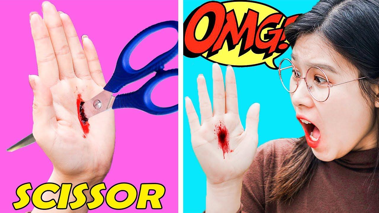 20 Best Funny Pranks & Funny Tricks| Funny Girls|FUNNY DIY SIBLING PRANKS | SISTER vs BROTHER PR