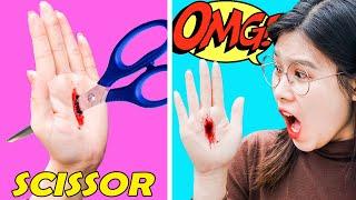 20 Best Funny Pranks & Funny Tricks| Funny Girls|FUNNY DIY SIBLING PRANKS | SISTER vs BROTHER PRANKS