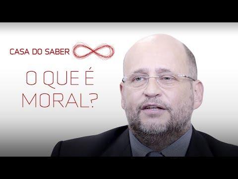 O que é moral?   Clóvis de Barros Filho