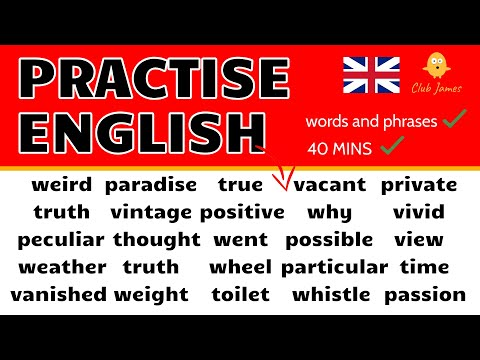 Practise these USEFUL English Words and Phrases used in Daily Conversation