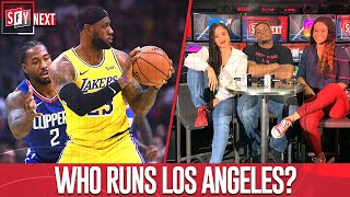 Lakers or Clippers: Who runs Los Angeles? | SFY NEXT