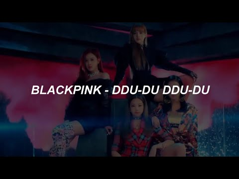 BLACKPINK - 'DDU-DU DDU-DU DU (뚜두뚜두)' Easy Lyrics