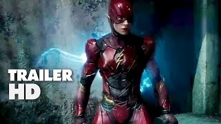 justice league official comic con trailer 2017 ben affleck jason momoa movie hd