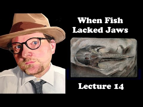 Lecture 14 When Fish Lacked Jaws