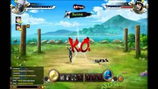 Видео онлайн игры Ninja Saga