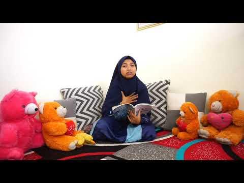 Airin Zhafirah Rahmah, SMP Muhammadiyah 9 Boarding School Tanggulangin