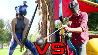 Swords VS Bows - Archery Attack