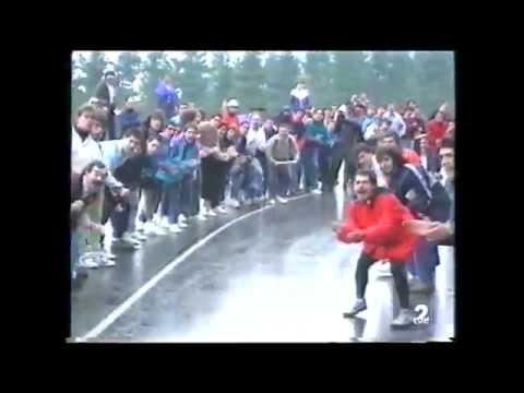 1991 Vuelta al País Vasco - Euskal Herriko Itzulia - Chiappucci