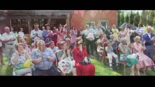 Свадьба Елены и Дениса 2.07.16г