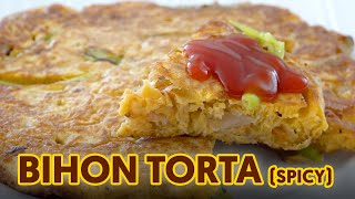 Bihon Torta (spicy)