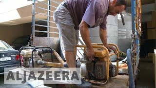 Lebanon hit by major water crisis