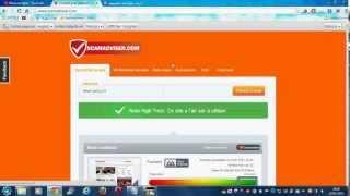 la sécurité  d'un site  web