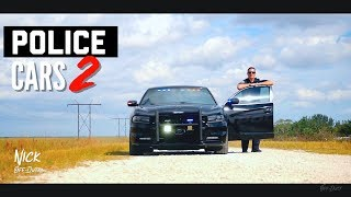 POLICE CARS (Dodge Charger RT HEMI ghosted SUNRISE PD)