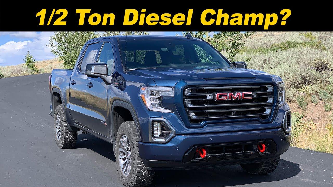 2020 Gmc Sierra 1500 Diesel Does The Best Engine Win Youtube