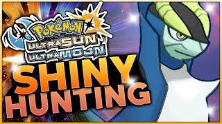 LIVE ULTRA WORMHOLE SHINY COBALION HUNTING! Pokemon Ultra Sun and Ultra Moon Shiny Hunting w/ HDvee