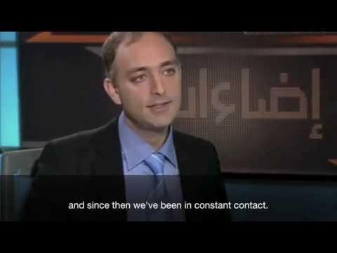 Joseph Braude on Jewish-Muslim relations جوزيف براودي حول العلاقات بين اليهود والمسلمين