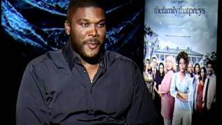 Tyler Perry's The Family That Preys - Exclusive: Tyler Perry Interview