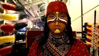 The Man Behind Chief Osceola