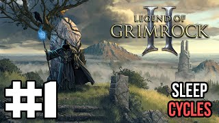 Tom plays Legend of Grimrock 2 (PC) - Episode 1