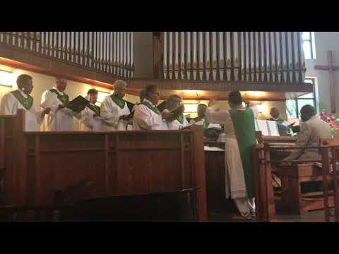 """""""I Want Jesus To Walk With Me"""" St. Paul's Choir"""