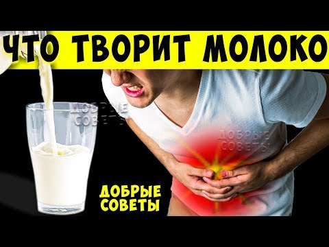 Что будет, если Молоко пить каждый день. Вред или Польза?