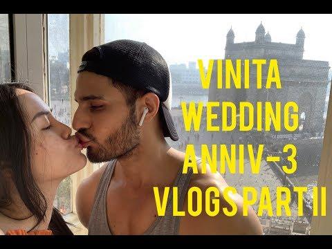 3rd Wedding Anniversary Vlogs - part II